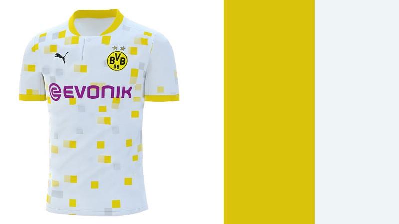 Sportmob Leaked Borussia Dortmund S 2020 21 Season Home Away And 3rd Kits