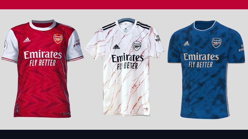 New 2020 21 Football Kits Barcelona And All The Other Top Clubs