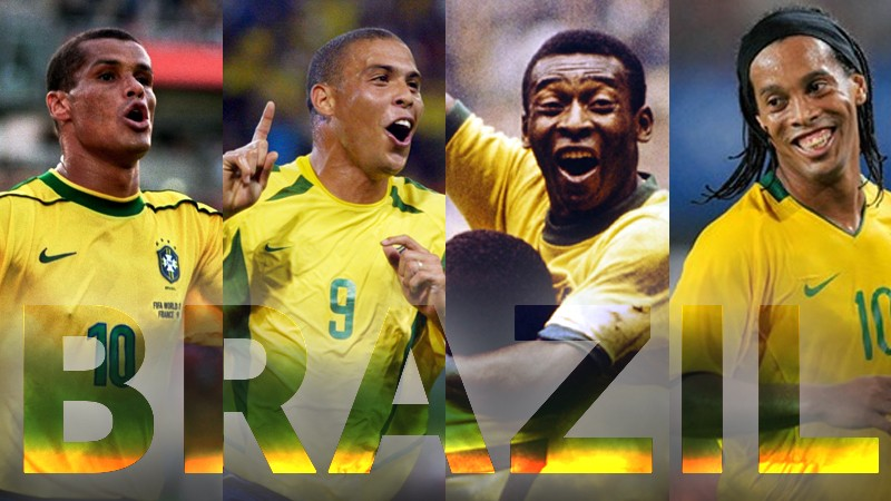 SportMob – The greatest Brazilian footballers of all time