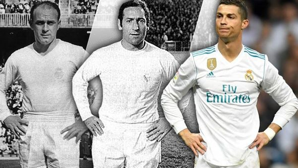 Sportmob Best Real Madrid Players Of All Time