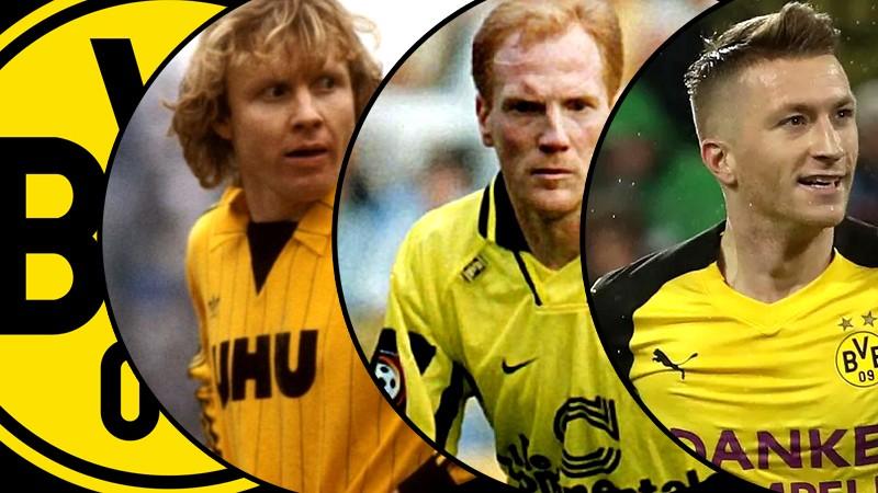 SportMob – Best Borussia Dortmund Players of All Time