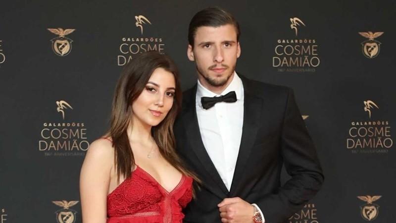 SportMob – Facts about April Ivy, Ruben Dias' Girlfriend