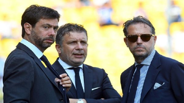 Image result for paratici