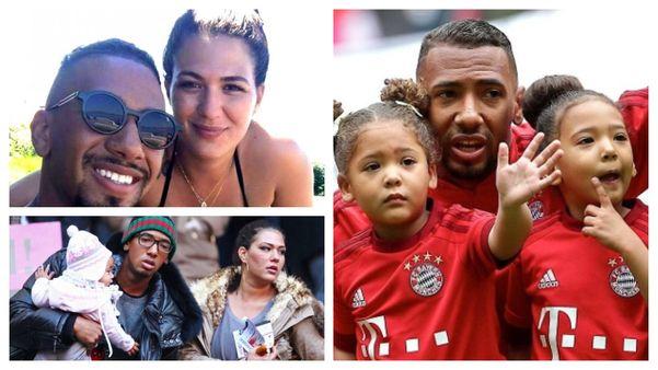 Sherin jerome senler boateng Bayern Munich