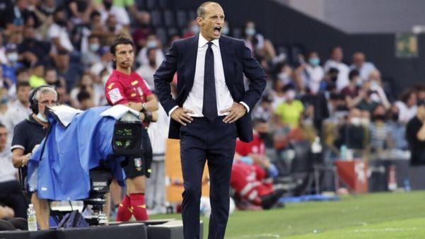 SportMob – Allegri says Juve must learn from 2-2 draw against Udinese