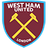 West Ham United's logo