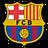 Barcelona's logo